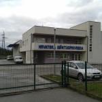 Skladišno poslovna zgrada HEP Gospić-Smiljan